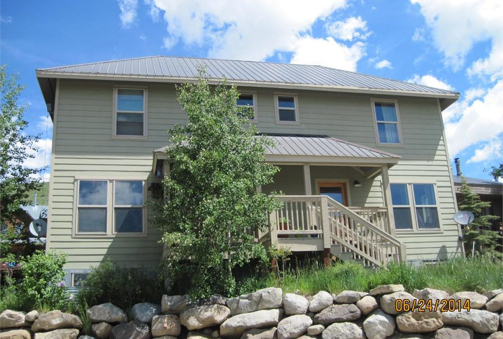 112 Pitchfork Drive, Unit B, Mt. Crested Butte