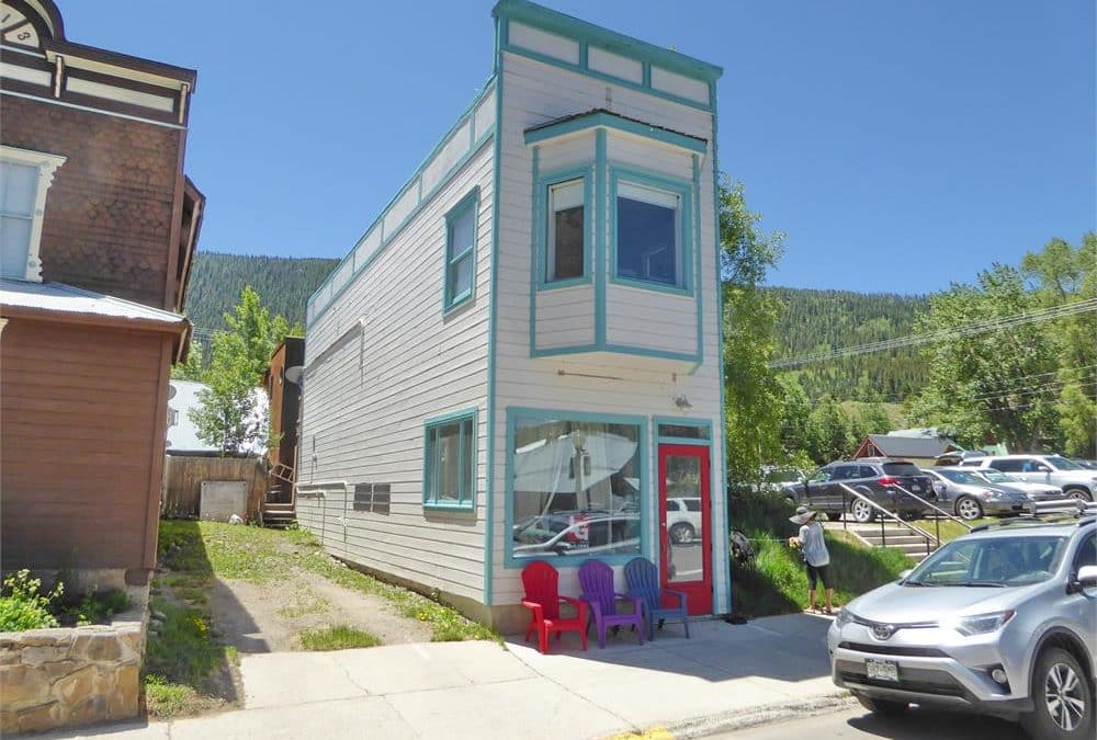 114 Elk Avenue, Crested Butte