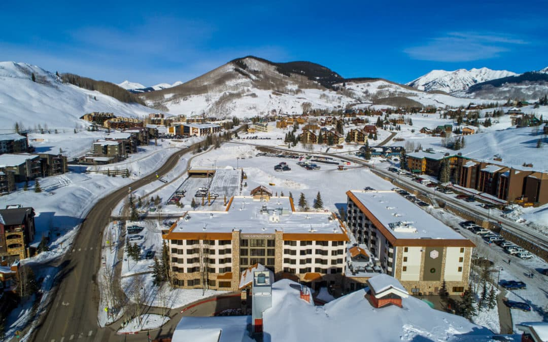 6 Emmons Road, Unit 105, Mt. Crested Butte