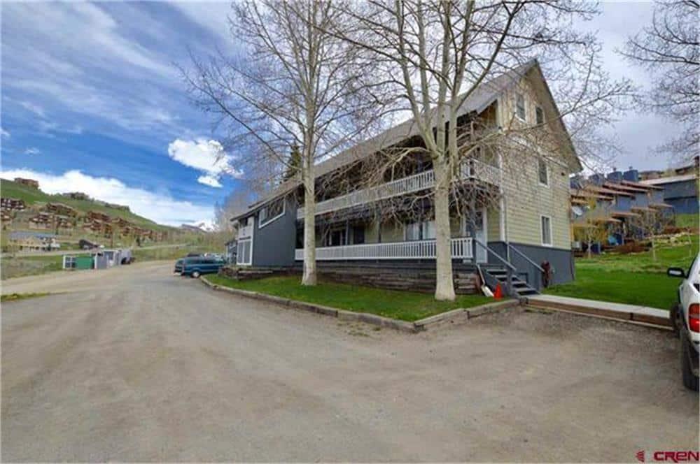 18 Crystal Road Unit 2D, Mt. Crested Butte ~ Sold