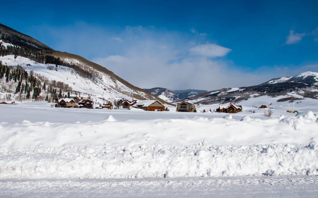 453 S Avion Drive, Crested Butte ~ Sold