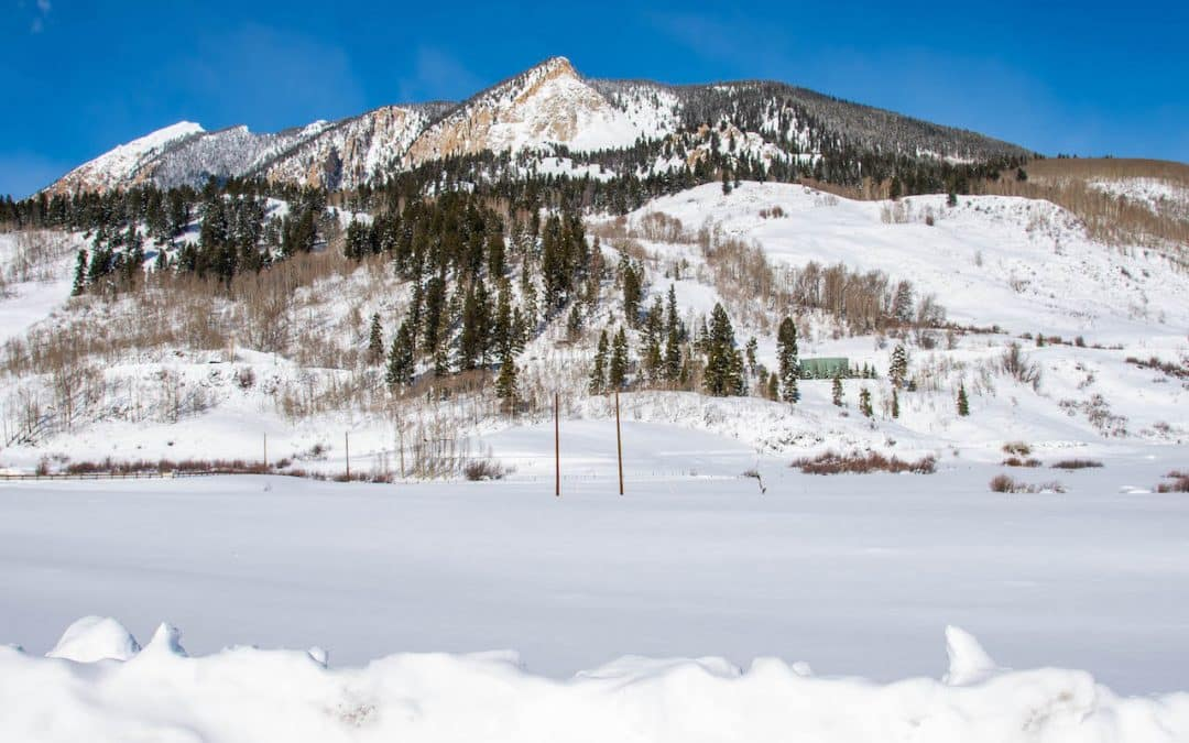 86 Buckhorn Way, Crested Butte ~ Sold