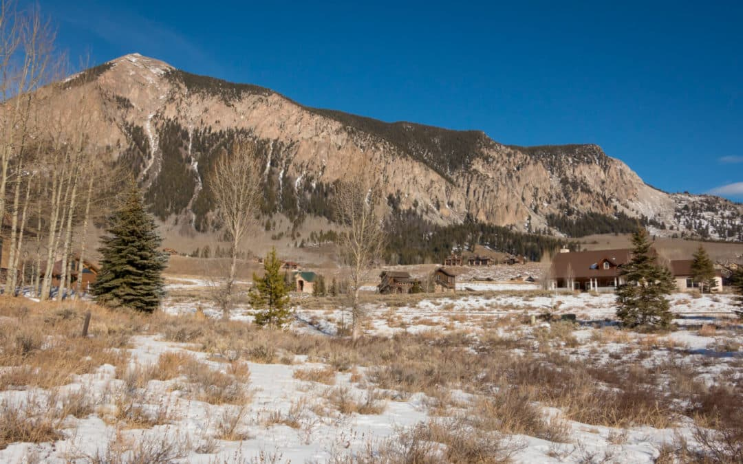 168 W Silver Sage Dr, Crested Butte ~ Sold