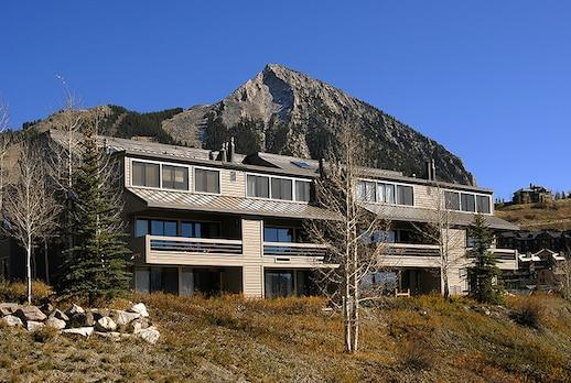 11 Hunter Hill Road, Unit 402, Mt. Crested Butte ~ Sold