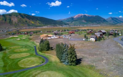 New Listing ~ 227 Trent Jones Way, Crested Butte