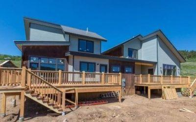 32 Huckeby Way, Crested Butte ~ Sold