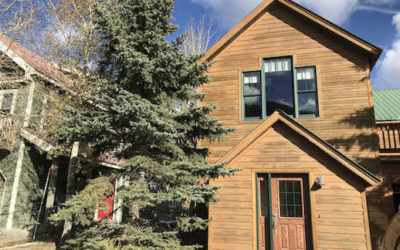 709 Red Lady Avenue, Unit A, Crested Butte ~ Sold
