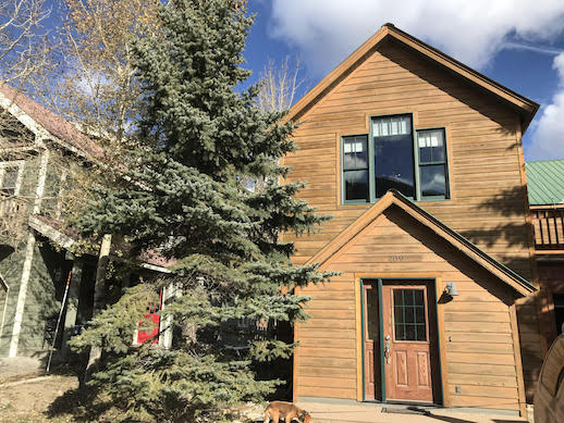 709 Red Lady Avenue, Crested Butte