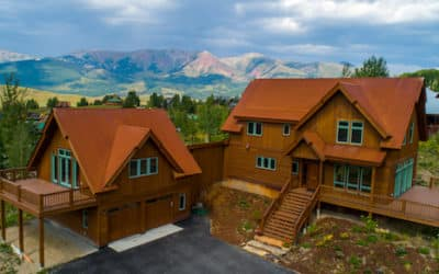Under Contract — 32 Cinnamon Mountain Road, Mt. Crested Butte