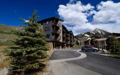 11 Crested Mountain Lane, Unit L4, Mt. Crested Butte ~ Sold