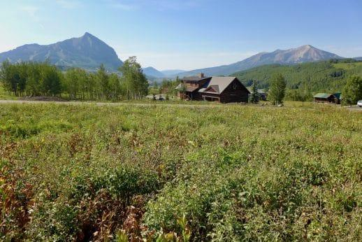 467 Meridian Lake Drive, Mt. Crested Butte ~ Sold