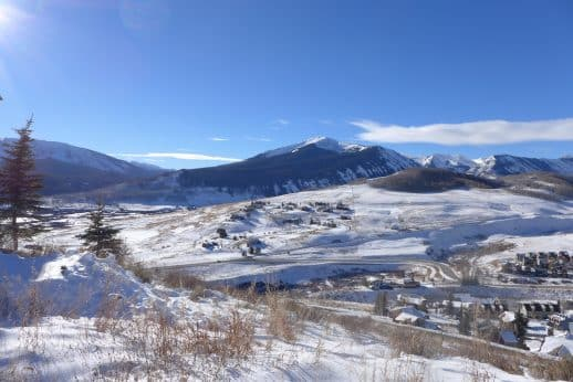 6 Summit Road, Mt. Crested Butte ~ Sold