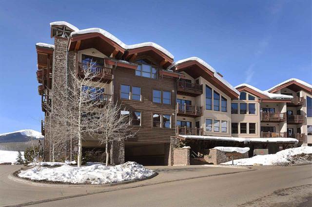 Black Bear Lodge, Mt. Crested Butte real estate