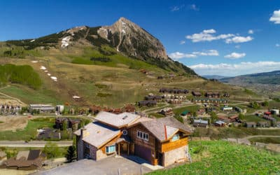 18 Buttercup Lane, Mt. Crested Butte ~ Sold