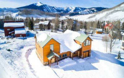 New Listing ~ 25 Cinnamon Mountain Road, Mt. Crested Butte