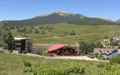 30 Castle Road, Mt. Crested Butte ~ Back on The Market
