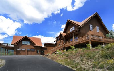 32 Cinnamon Mountain Road, Mt. Crested Butte ~ Sold
