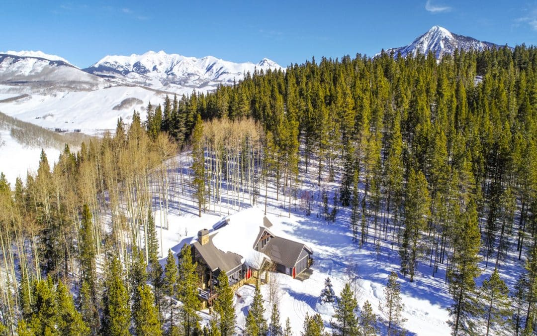 New Listing ~ 2074 Wildcat Trail, Crested Butte