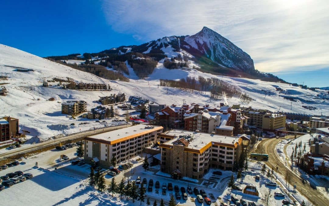 New Listing ~ 6 Emmons Road, Unit 307, Mt. Crested Butte