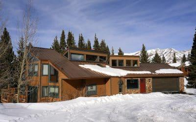 10 Aspen Lane, Mt. Crested Butte ~ Under Contract