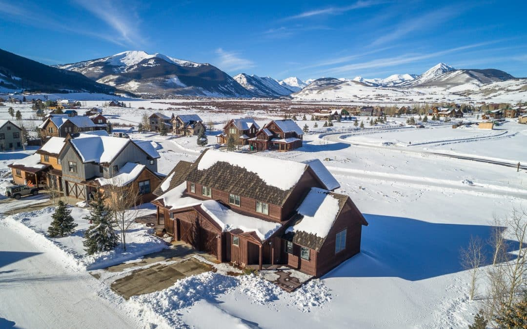 11 Alpine Court, East, Crested Butte ~ Under Contract