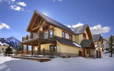 15 Paradise Road, Mt. Crested Butte ~ Sold