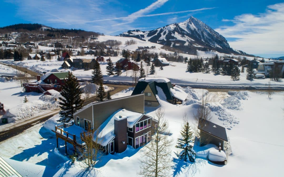 New Listing ~ 64 Paradise Road, Mt. Crested Butte