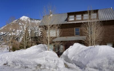 New Listing ~ 90 Aspen Lane, Unit 1C, Crested Butte