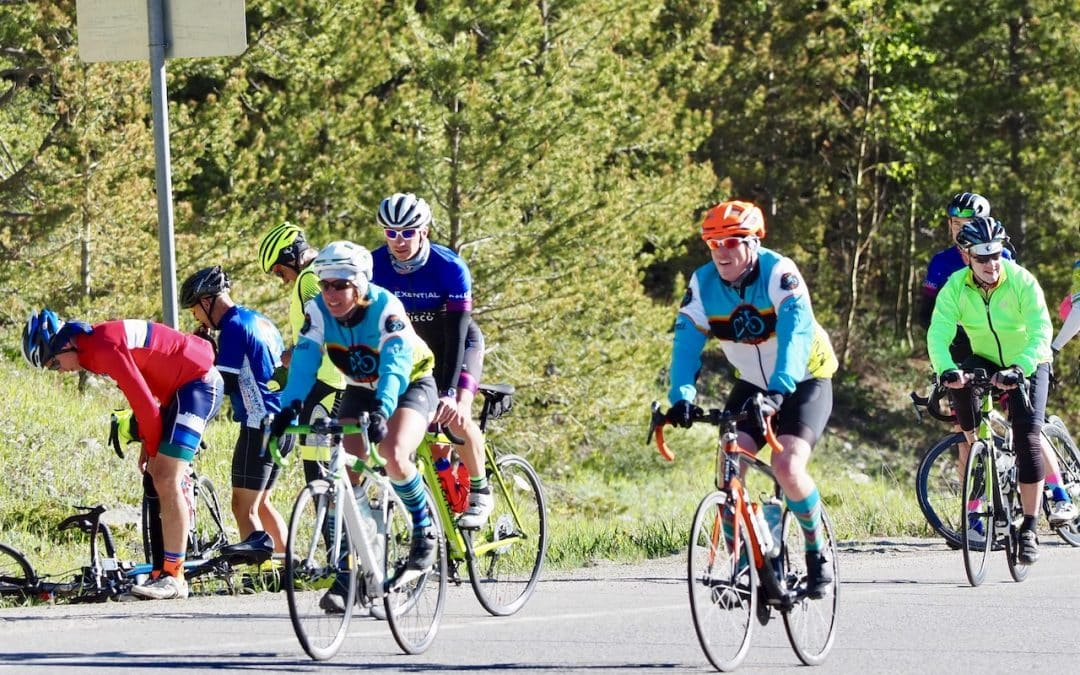 Crested Butte Welcomes Ride The Rockies