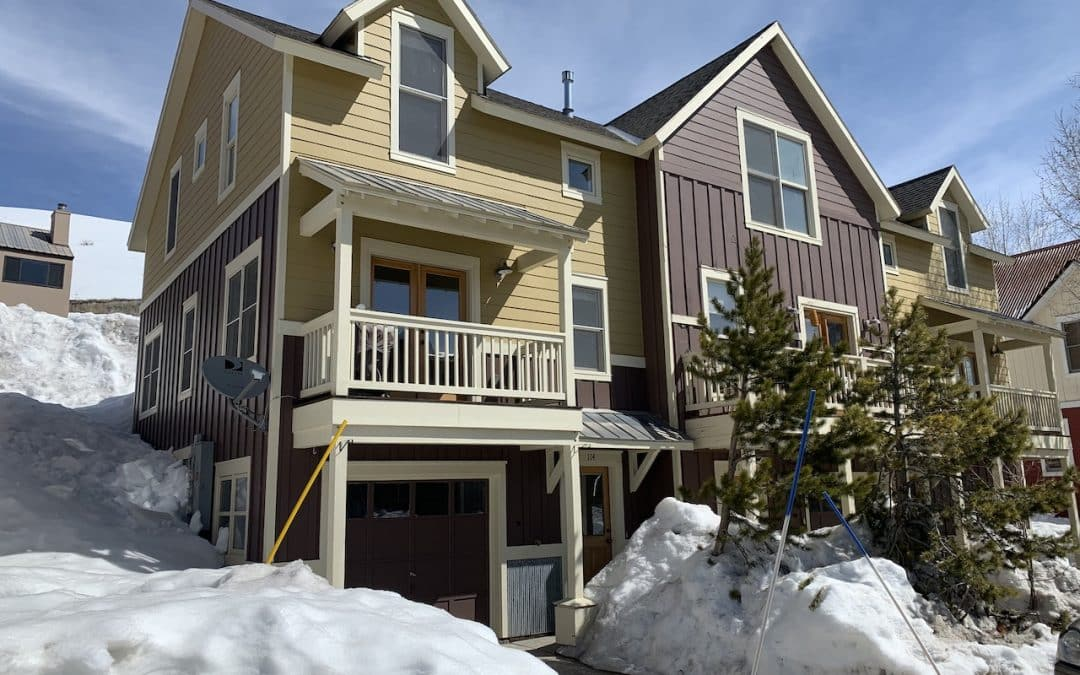 114 Big Sky Drive, Unit A, Mt. Crested Butte ~ Sold