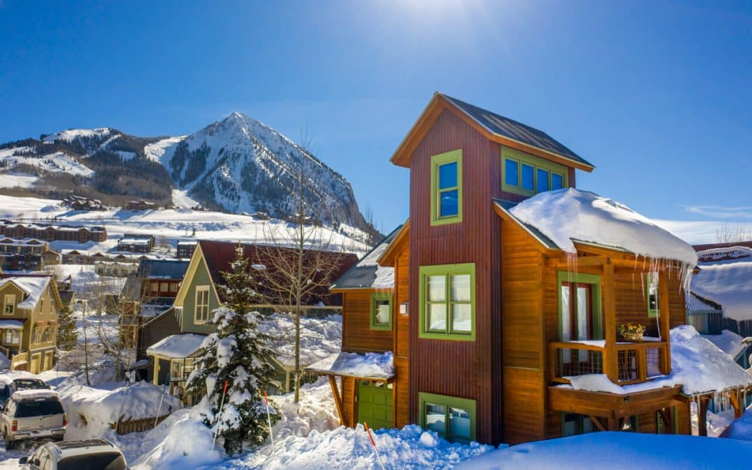 301 Horseshoe Drive, Mt. Crested Butte ~ Sold