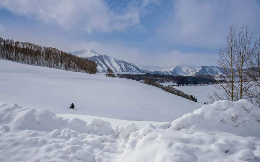 43 Paradise Road, Mt. Crested Butte ~ Sold