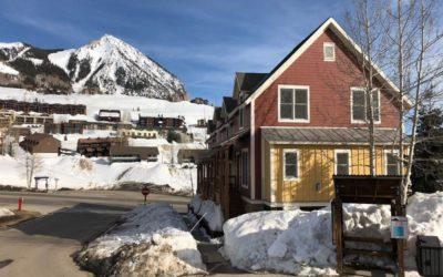 107 Pitchfork Drive, Mt. Crested Butte ~ Sold