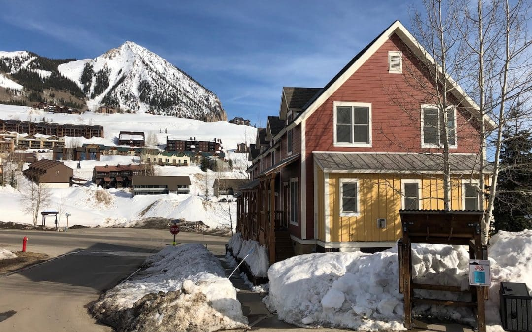 107 Pitchfork Drive, Mt. Crested Butte ~ Sold