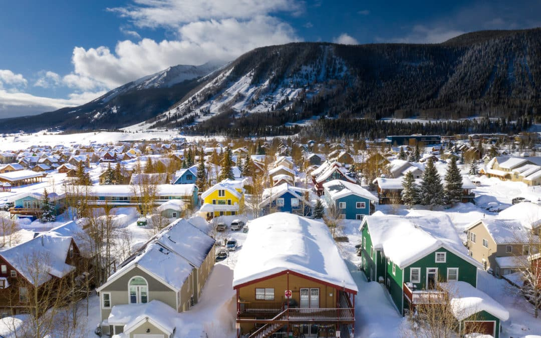 713 Gothic Avenue, Unit 2, Crested Butte ~ Sold