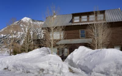 90 Aspen Lane, Unit 1C, Crested Butte ~ Sold