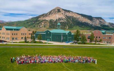 Crested Butte Community School Ranks 5 in Colorado