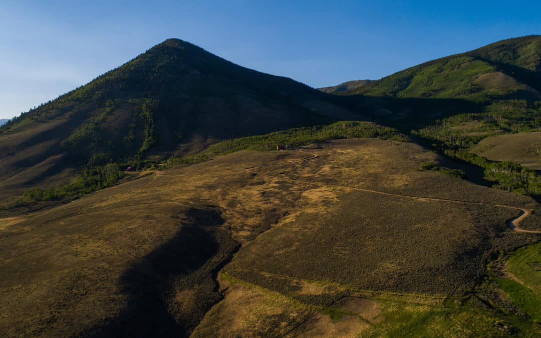 TBD Round Mountain Road, Crested Butte ~ Sold