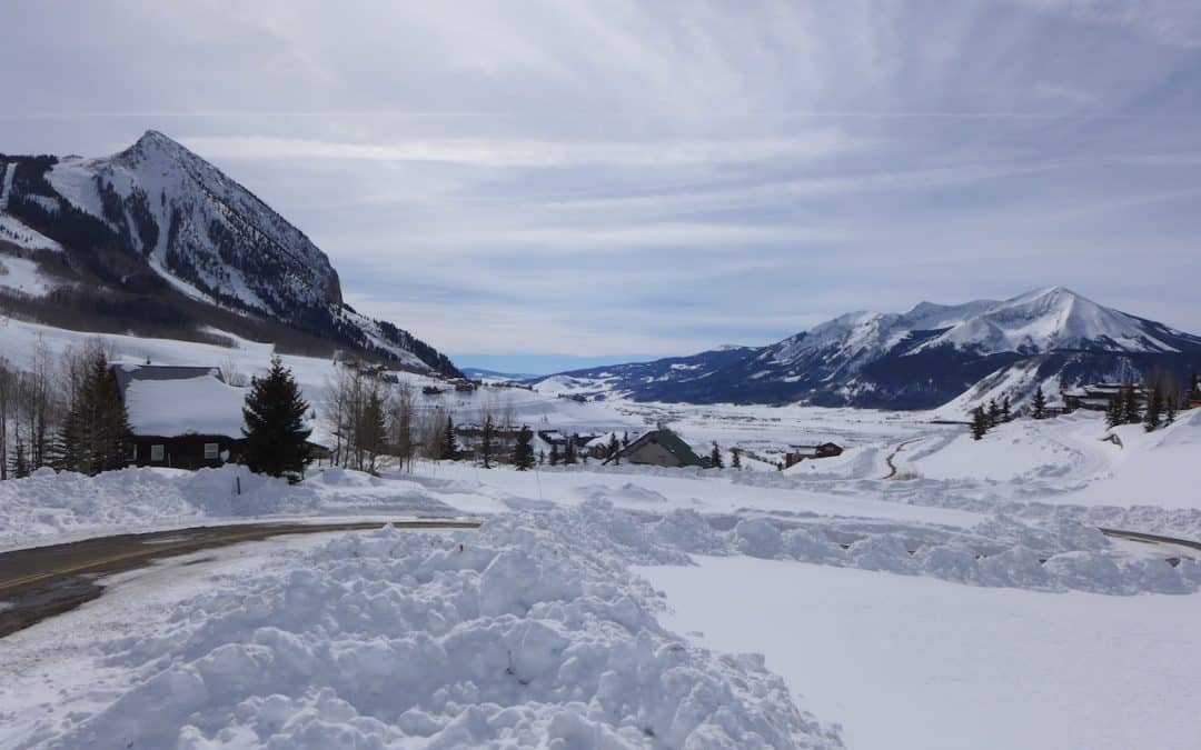 18 Sunflower Drive, Mt. Crested Butte ~ Sold