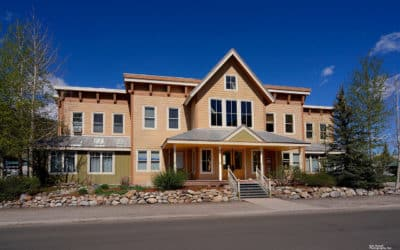 New Listing ~ 427 Belleview Avenue, Units 103 & 104, Crested Butte