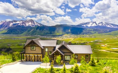 New Listing ~ 12 Summit Road, Mt. Crested  Butte