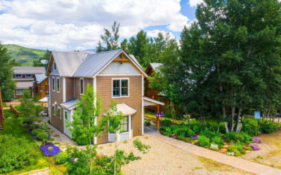 23 Teocalli Avenue, Crested Butte ~ Under Contract