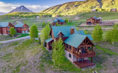 34 Creek Cove, Crested Butte ~ Under Contract