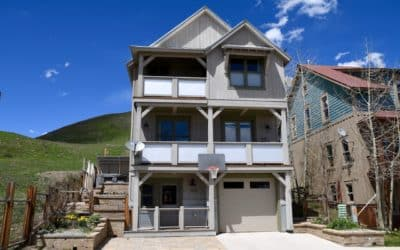 120 Big Sky Drive, Mt. Crested Butte ~ Under Contract