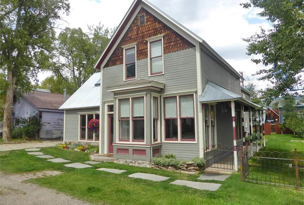 New Listing ~ 219 Sopris Avenue, Crested Butte