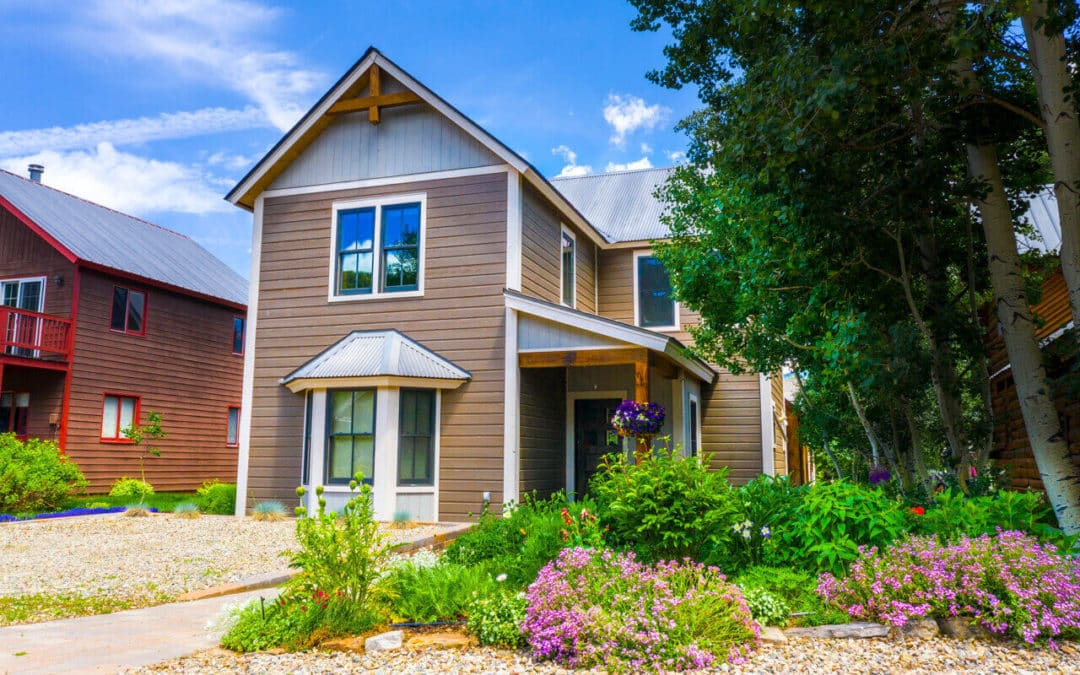 23 Teocalli Avenue, Crested Butte ~ Sold