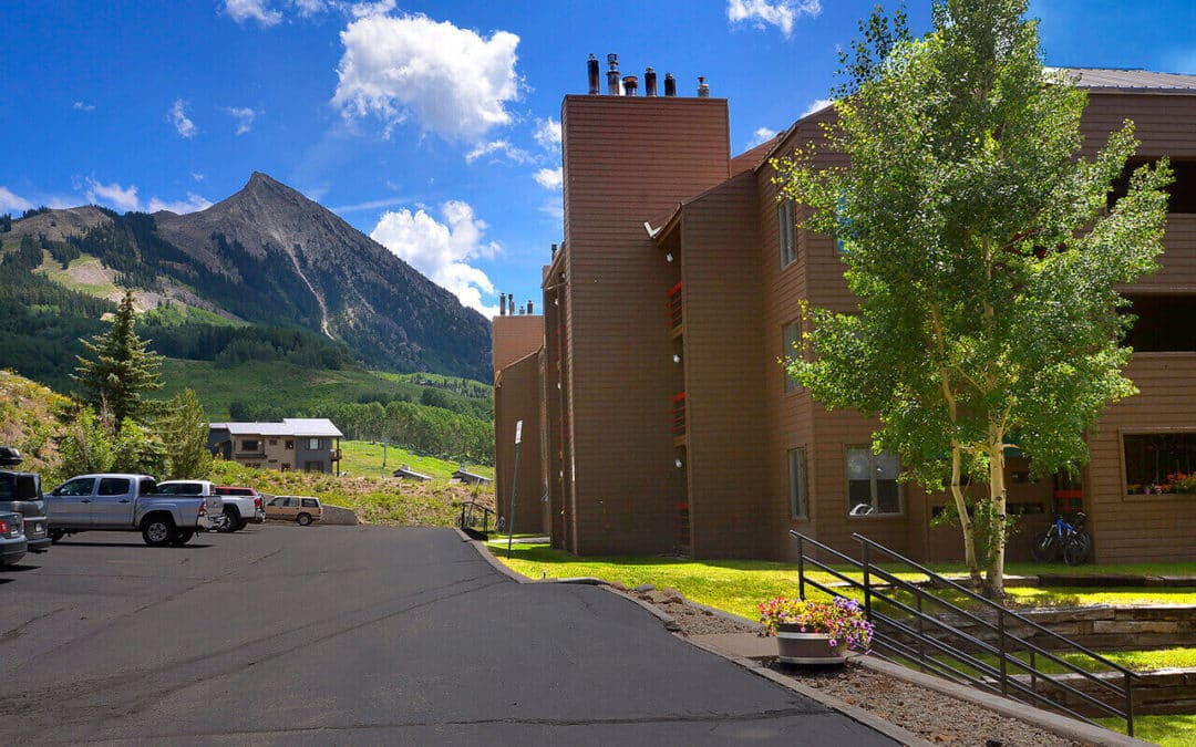New Listing ~ 35 Emmons Road, Unit 3, Mt. Crested Butte