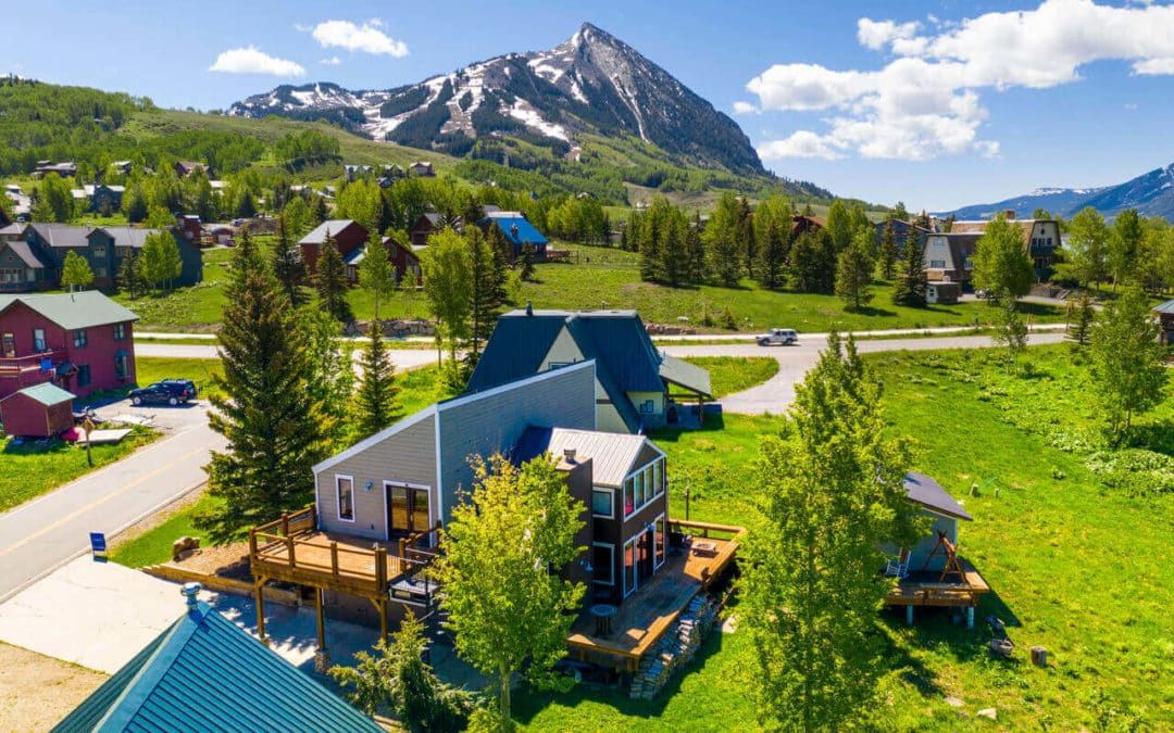64 Paradise Road, Mt. Crested Butte ~ Under Contract