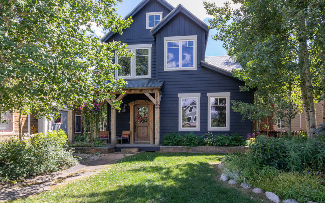 New Listing ~ 818 Elk Avenue, Crested Butte