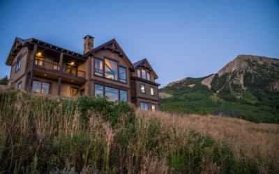 12 Summit Road, Mt. Crested Butte ~ Under Contract
